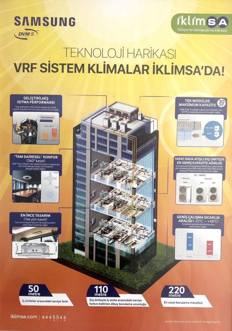 Samsung VRF Sistemleri